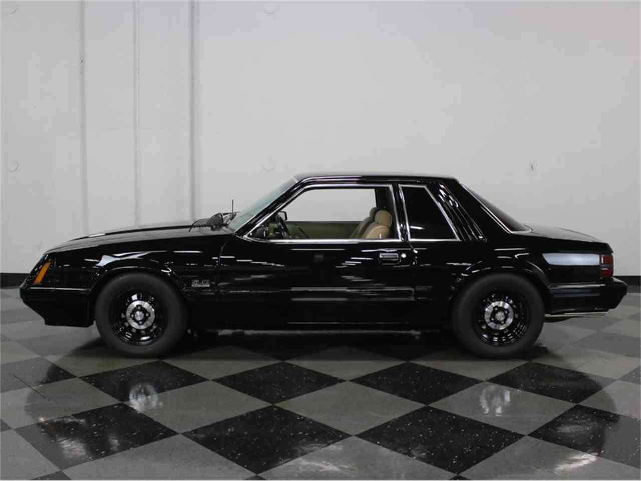 1986 ford mustang ssp interceptor for sale classiccars. Black Bedroom Furniture Sets. Home Design Ideas