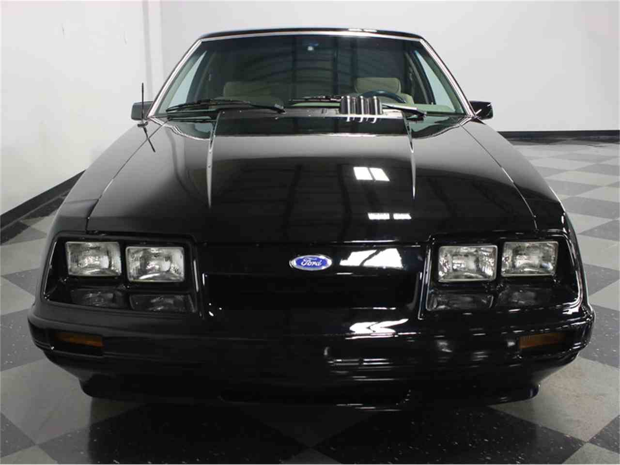 Large Picture of '86 Mustang SSP Interceptor - $24,995.00 - JZNT