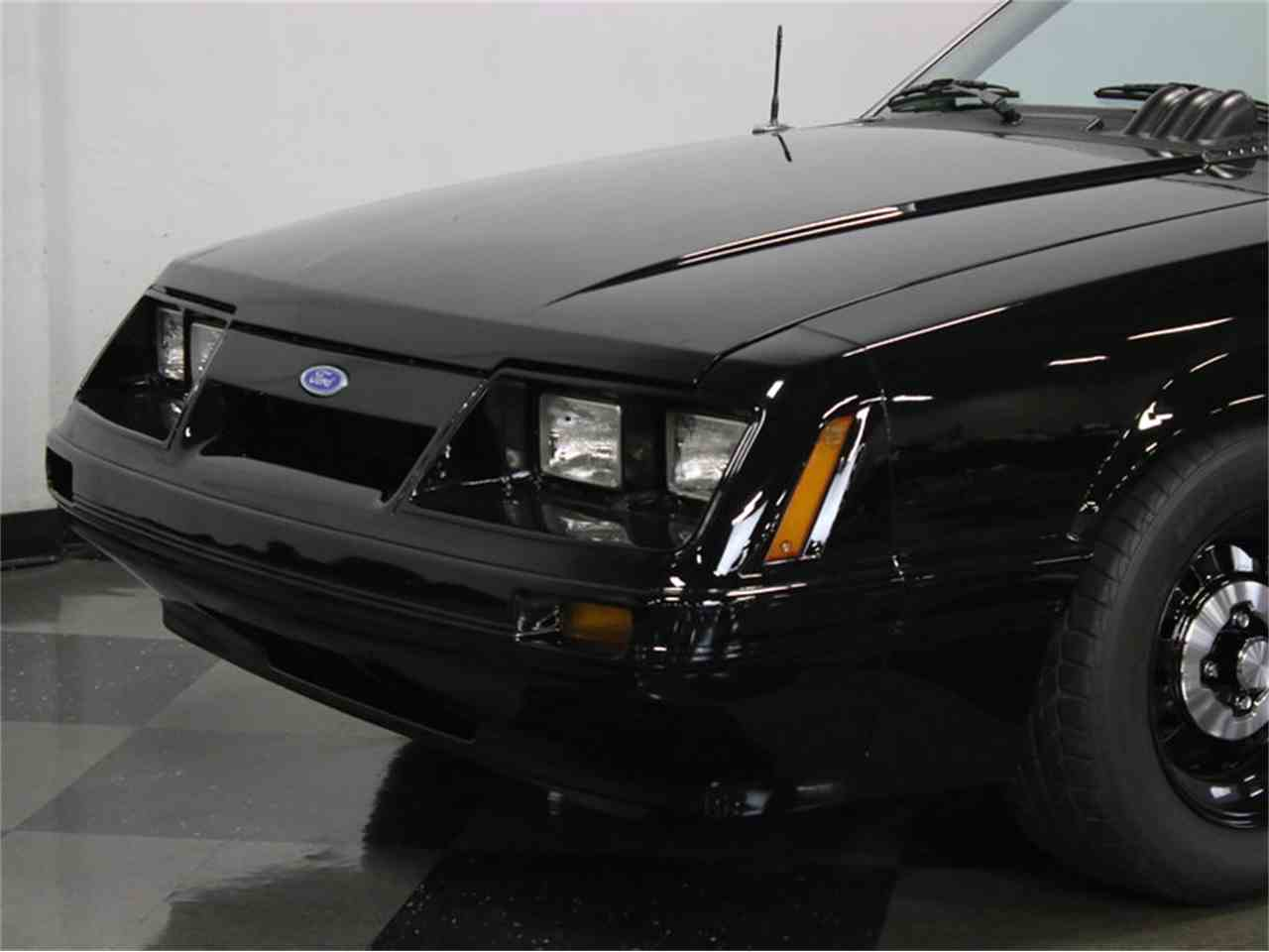 Large Picture of 1986 Ford Mustang SSP Interceptor located in Texas - $24,995.00 - JZNT