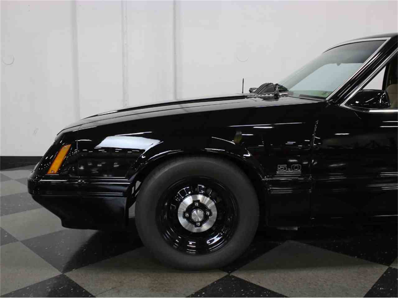 Large Picture of 1986 Mustang SSP Interceptor - $24,995.00 Offered by Streetside Classics - Dallas / Fort Worth - JZNT