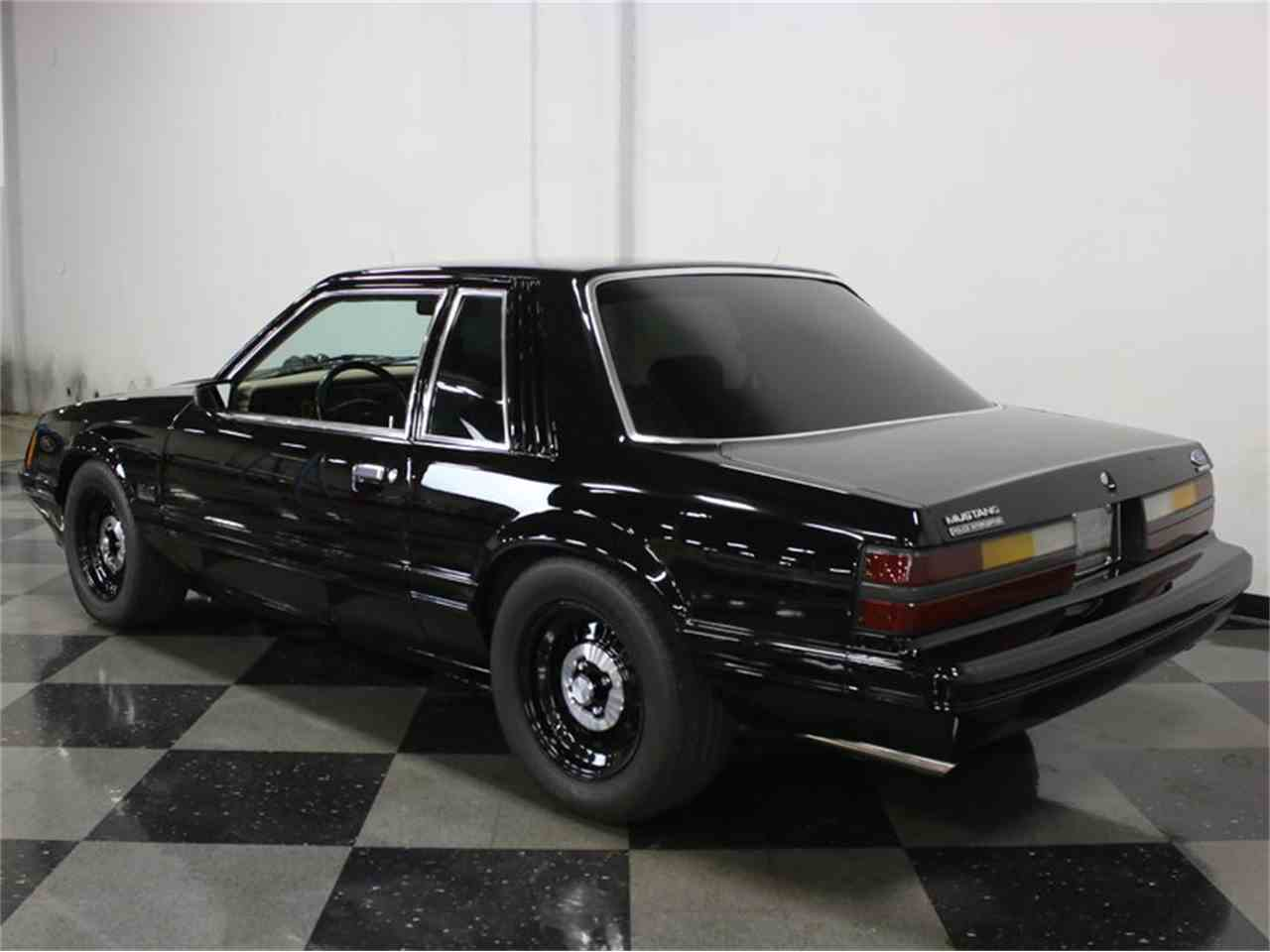 Large Picture of '86 Mustang SSP Interceptor Offered by Streetside Classics - Dallas / Fort Worth - JZNT