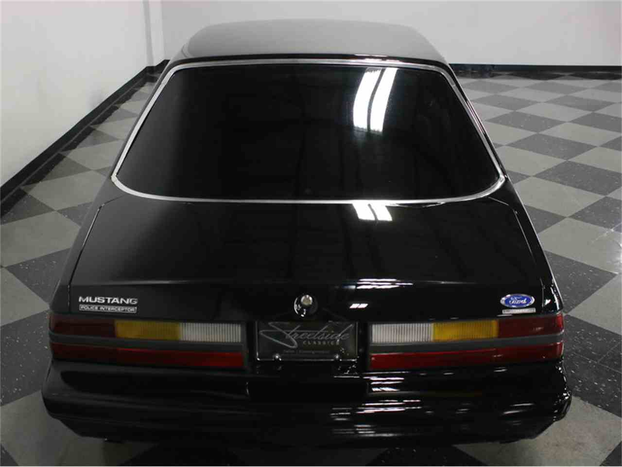 Large Picture of '86 Mustang SSP Interceptor - $24,995.00 Offered by Streetside Classics - Dallas / Fort Worth - JZNT