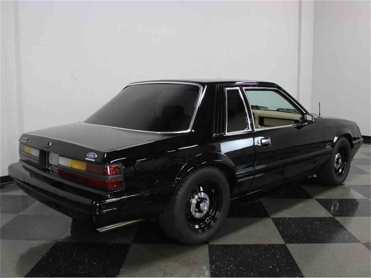 Large Picture of '86 Ford Mustang SSP Interceptor located in Ft Worth Texas - $24,995.00 Offered by Streetside Classics - Dallas / Fort Worth - JZNT