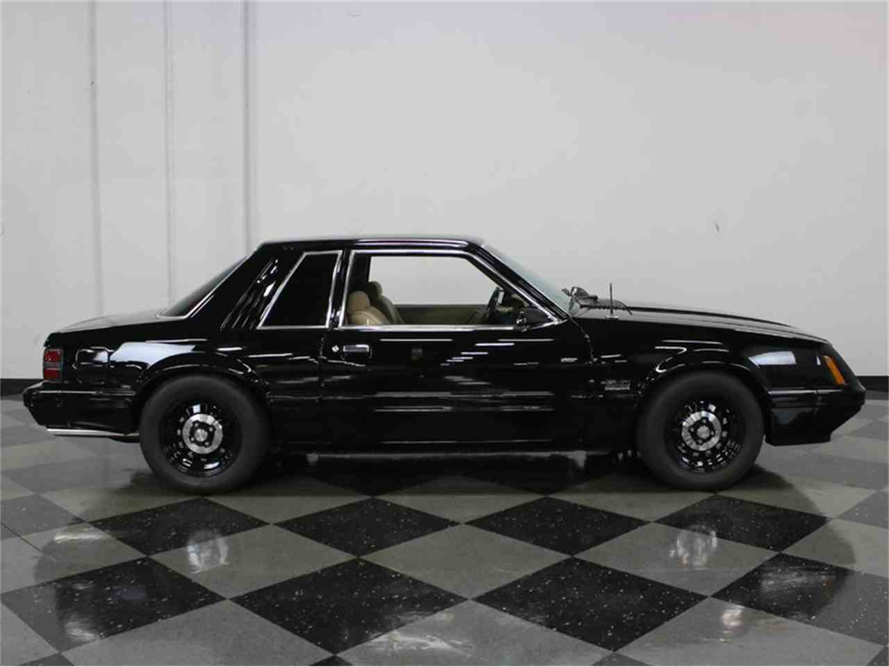 Large Picture of 1986 Ford Mustang SSP Interceptor located in Ft Worth Texas - $24,995.00 - JZNT