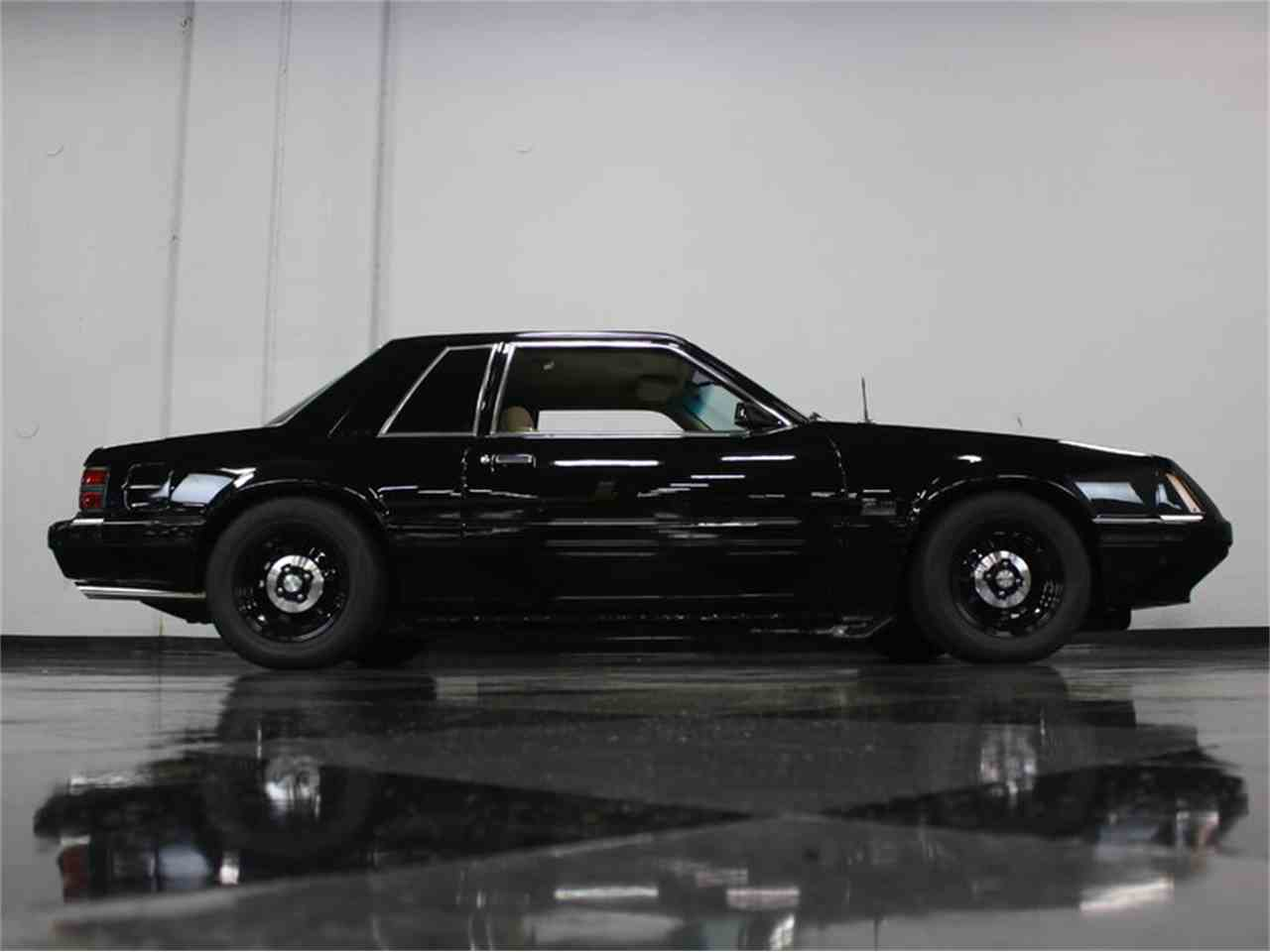 Large Picture of 1986 Ford Mustang SSP Interceptor - $24,995.00 Offered by Streetside Classics - Dallas / Fort Worth - JZNT