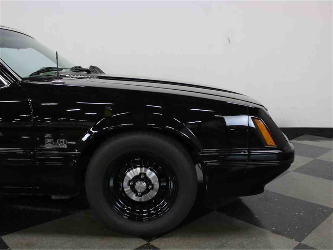 1986 Ford Mustang SSP Interceptor for Sale | ClassicCars ...