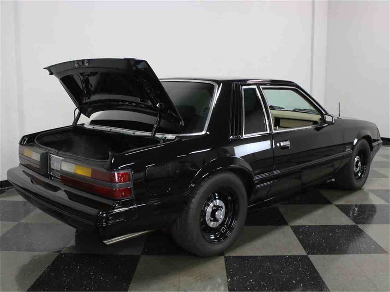 Large Picture of 1986 Mustang SSP Interceptor located in Texas - $24,995.00 - JZNT