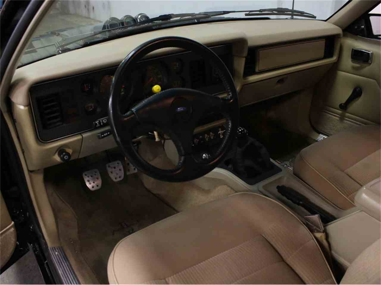Large Picture of 1986 Mustang SSP Interceptor - $24,995.00 - JZNT