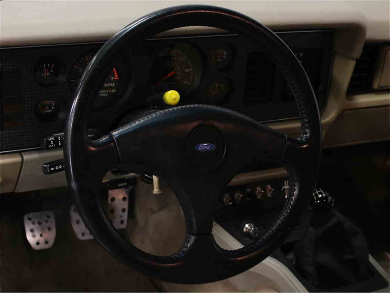 Large Picture of '86 Ford Mustang SSP Interceptor - $24,995.00 - JZNT