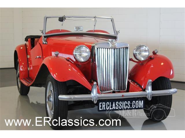 1951 MG TD | 932684
