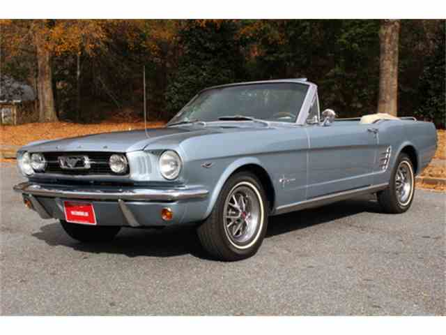 1966 Ford Mustang | 930027