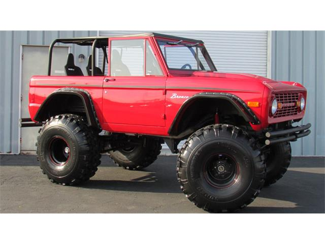 1977 Ford Bronco | 930270