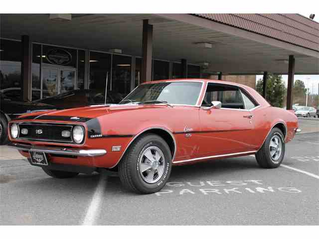 1968 Chevrolet Camaro | 932753