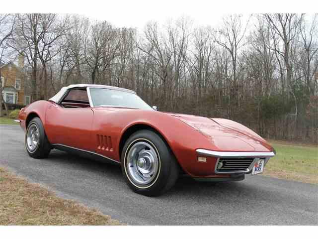 1968 Chevrolet Corvette | 932754