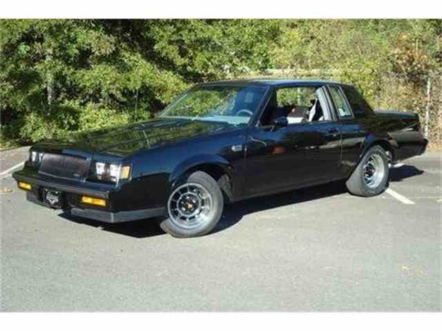 1987 Buick Grand National | 932757