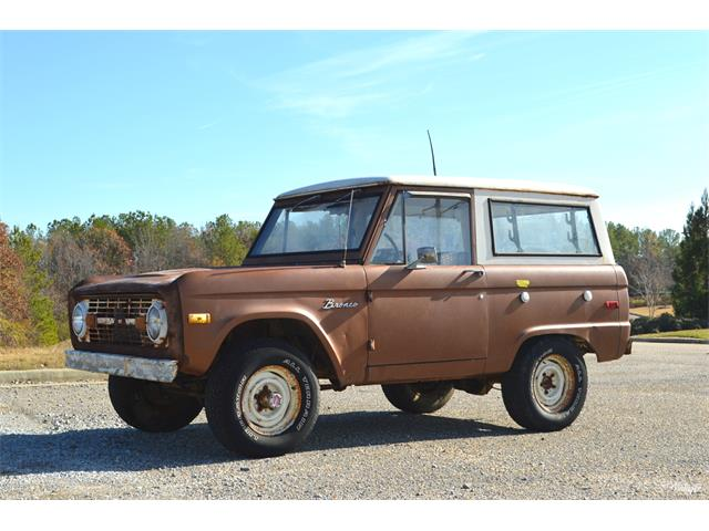 1975 Ford Bronco | 932765