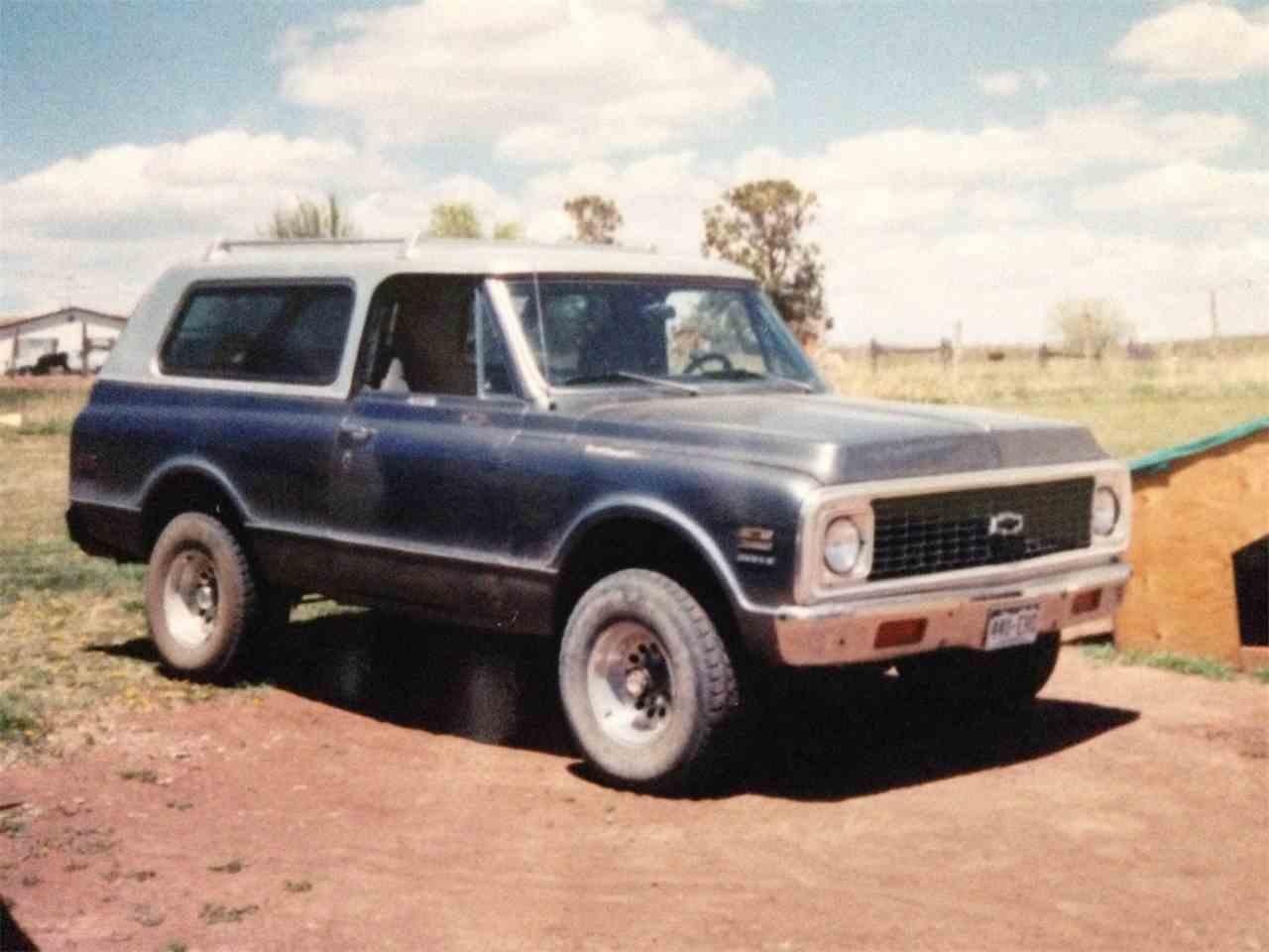 1972 Chevrolet Blazer for Sale | ClassicCars.com | CC-932769