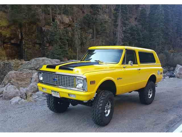 1972 Chevrolet Blazer | 932769