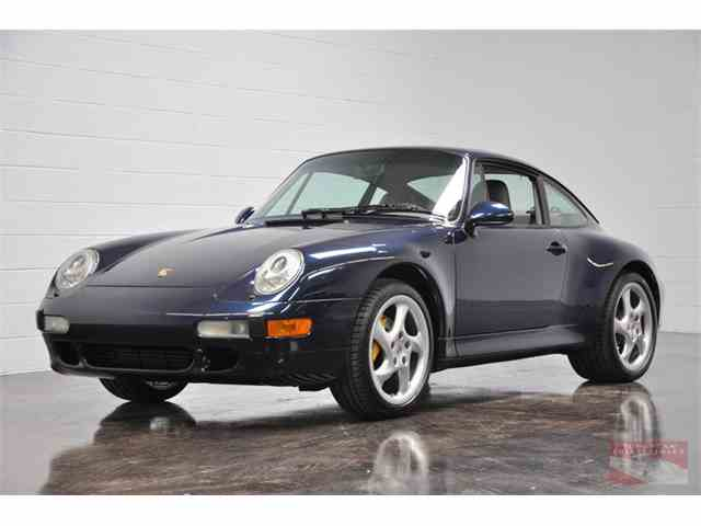 1997 Porsche 993 C2S Coupe | 930277