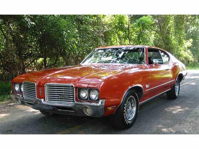 1972 Oldsmobile Cutlass | 932771