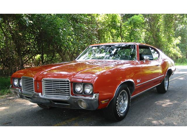 1972 Oldsmobile Cutlass | 932771