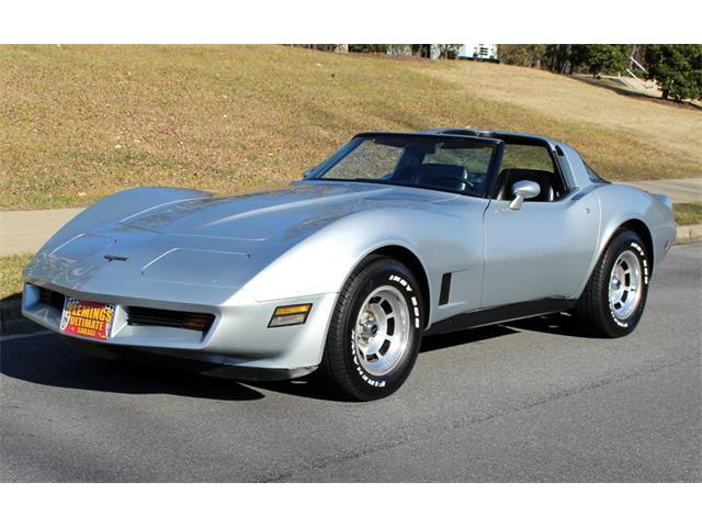 1981 Chevrolet Corvette | 932775