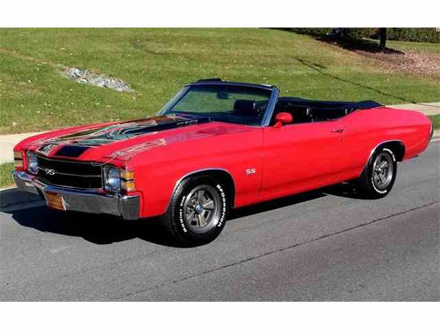 1971 Chevrolet Chevelle SS | 932777