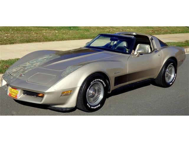 1982 Chevrolet Corvette | 932779