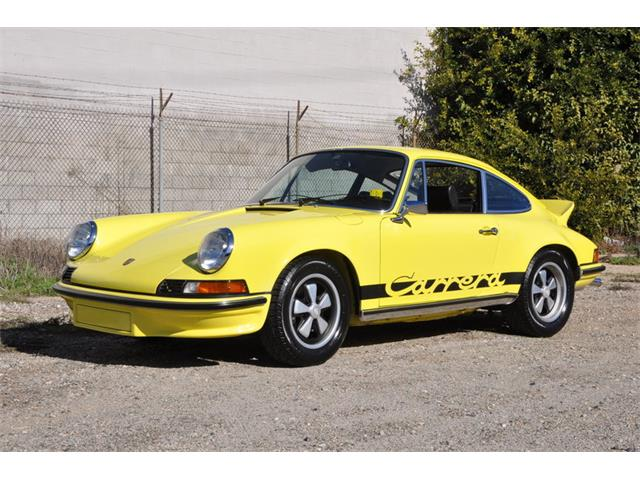 1973 Porsche 911 Carrera | 930278