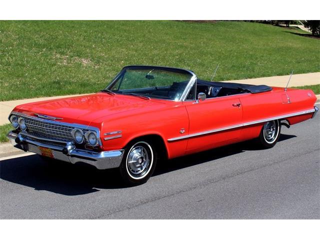 1963 Chevrolet Impala | 932782