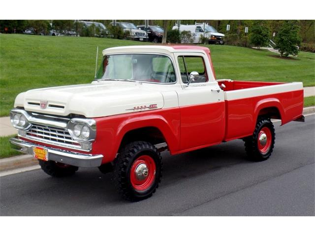 1960 Ford F250 | 932784
