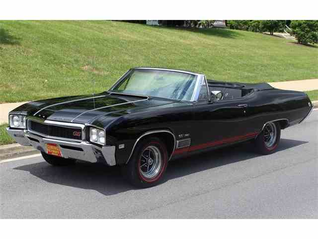 1968 Buick Gran Sport | 932789