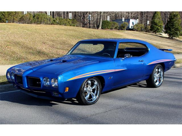 1970 Pontiac GTO   932790