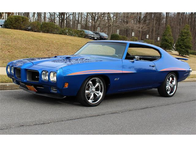 1970 Pontiac GTO | 932790