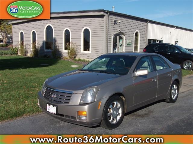 2004 Cadillac CTS | 930280