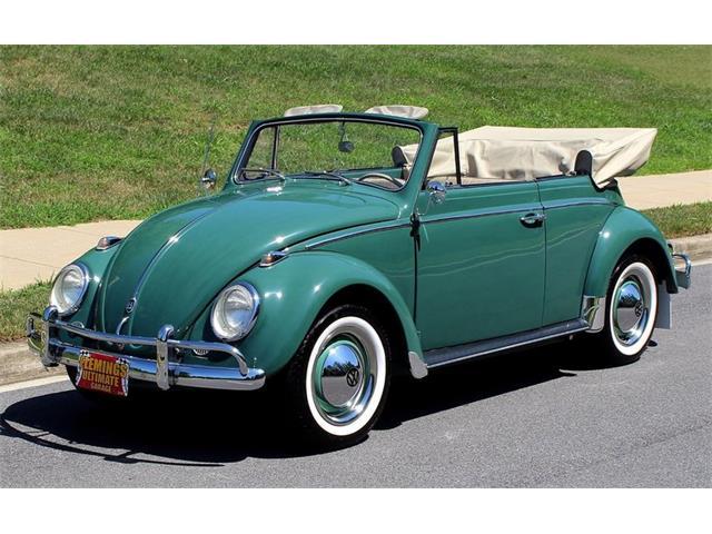 1960 Volkswagen Beetle | 932800