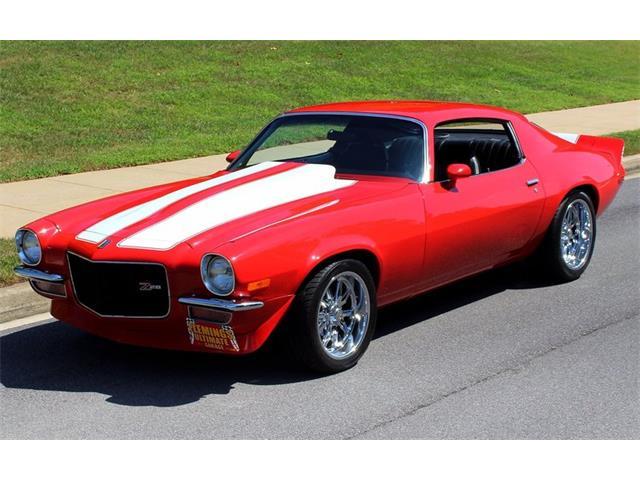 1971 Chevrolet Camaro | 932801