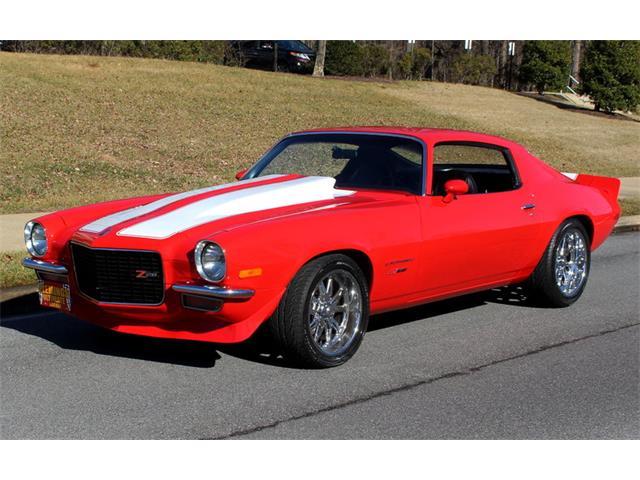 1971 Chevrolet Camaro   932801