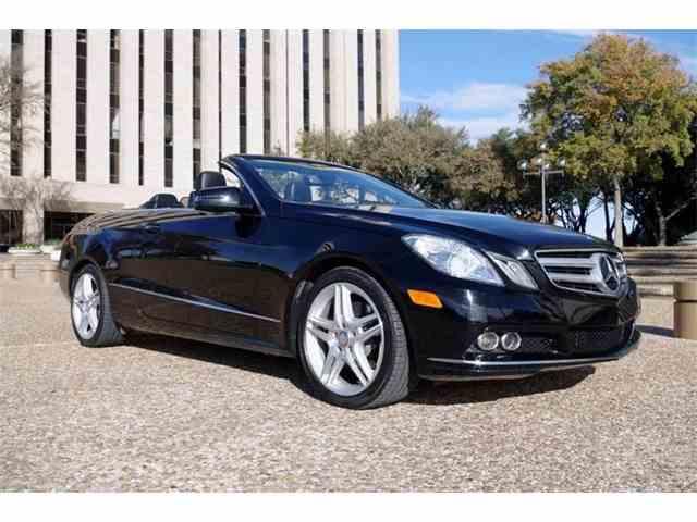 2011 Mercedes-Benz E-Class | 930282