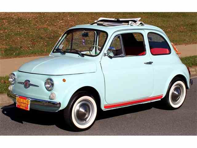 classifieds for classic fiat 500 11 available. Black Bedroom Furniture Sets. Home Design Ideas