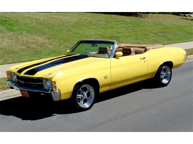1971 Chevrolet Chevelle | 932825