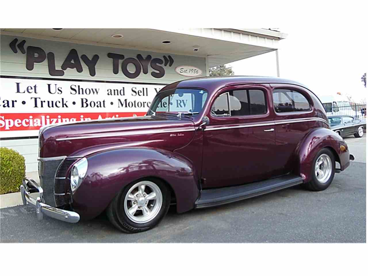 Large Picture of Classic '40 Sedan - $33,995.00 Offered by Play Toys Classic Cars - JZSA