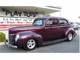 Picture of 1940 Sedan located in California Offered by Play Toys Classic Cars - JZSA