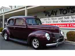Picture of '40 Ford Sedan located in California - $33,995.00 Offered by Play Toys Classic Cars - JZSA