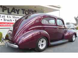 Picture of Classic '40 Ford Sedan located in Redlands California Offered by Play Toys Classic Cars - JZSA