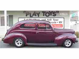 Picture of 1940 Sedan located in Redlands California - JZSA