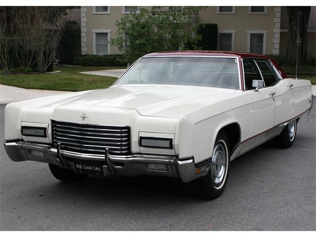 1971 Lincoln Continental | 932854