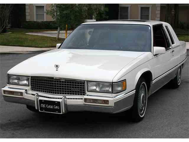 1990 Cadillac Fleetwood | 932855