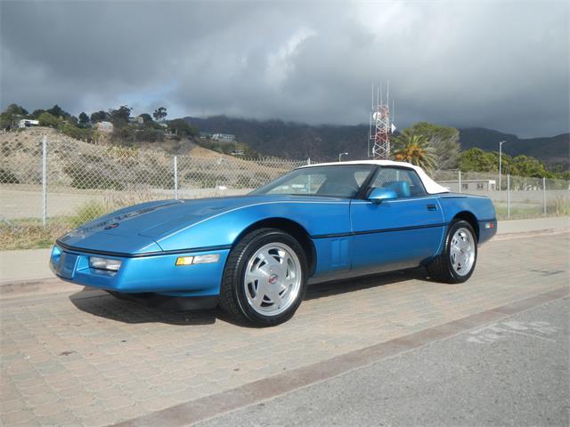 1989 Chevrolet Corvette | 932859