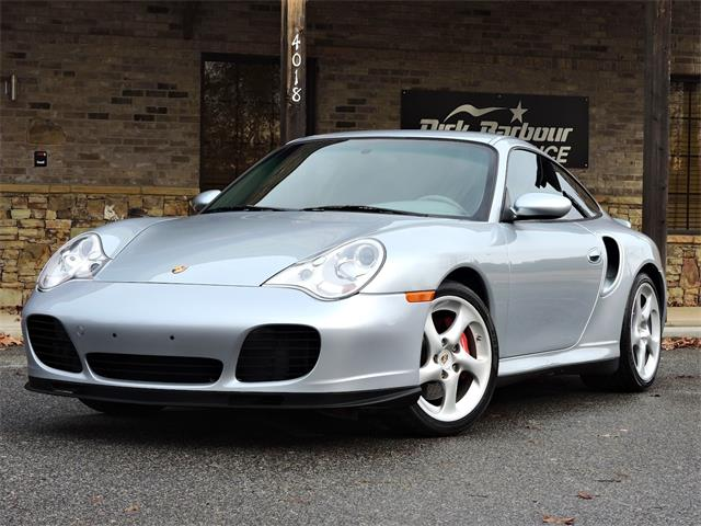2001 Porsche 911 Turbo | 932863